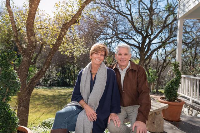 Kathy & Patrick Terry